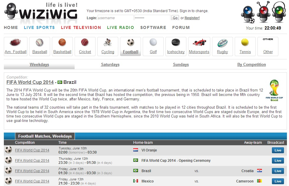 watch at the races online free wiziwig