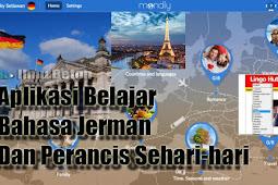 Aplikasi Belajar Bahasa Jerman Dan Perancis Sehari-hari