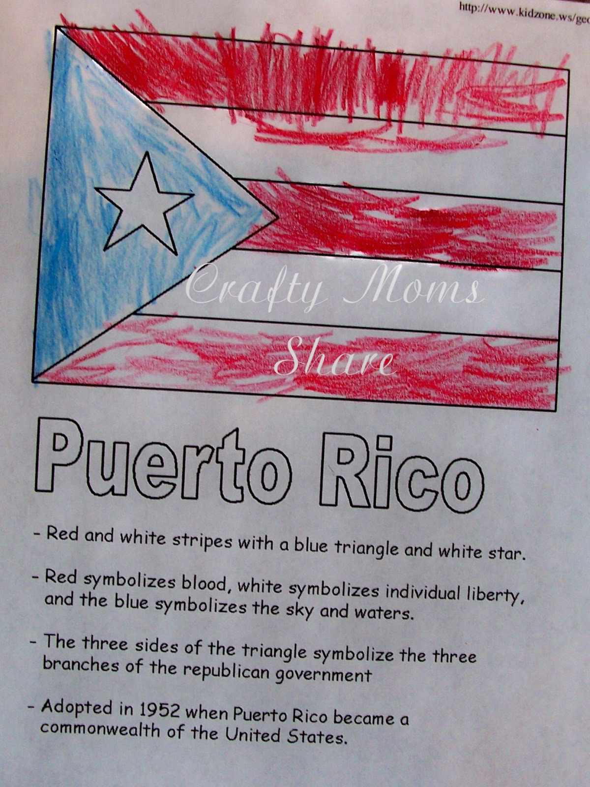 Crafty Moms Share Hispanic Hertiage Month Some Legends Of Puerto Rico