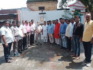 #JaunpurLive : विदाई एवं सम्मान समारोह हुआ सम्पन्न