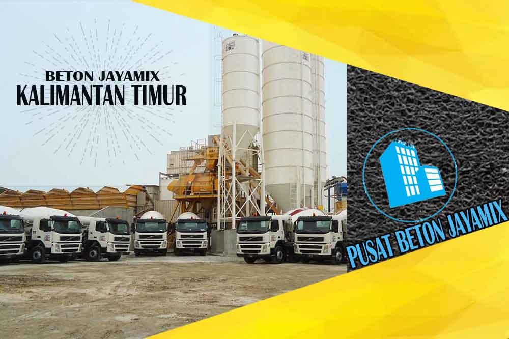 harga beton jayamix kalimantan timur 2020