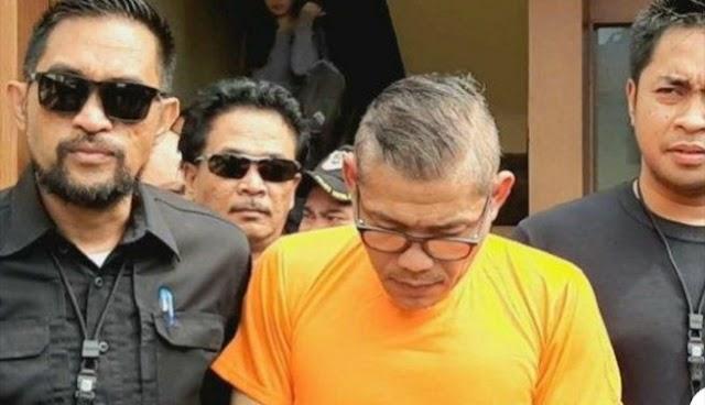Pengemudi Yang Melawan Petugas Saat Hendak Ditilang Akhirnya Ditangkap