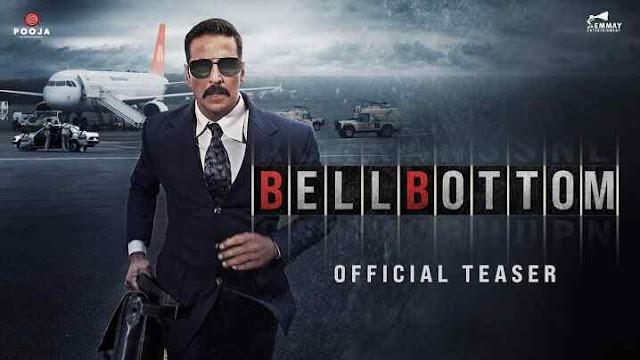 Bell Bottom Film Poster, Akshay Kumar