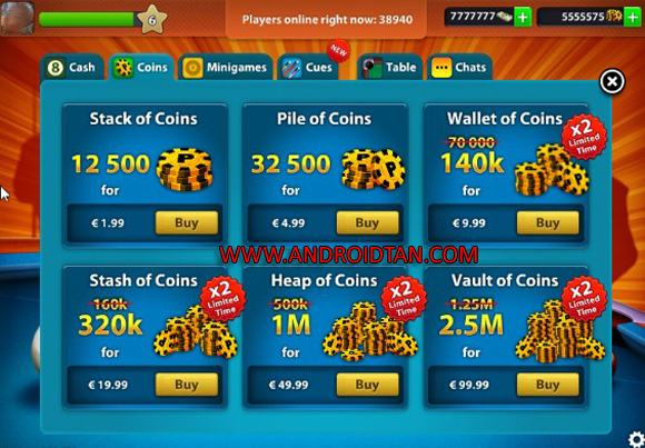 8 Ball Pool Mod Apk Game Android Info