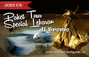 Paket Wisata Bromo Lebaran Hari Raya 2017