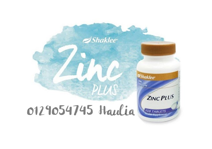 Manfaat Mineral Zink untuk Kesihatan Secara Umum