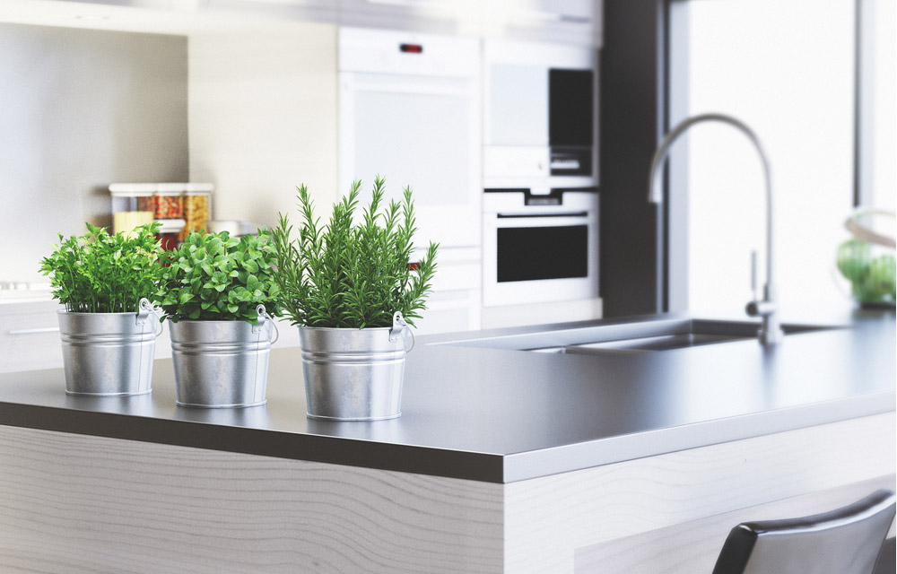 Arredare una cucina di piccole dimensioni? La risposta è il design ...