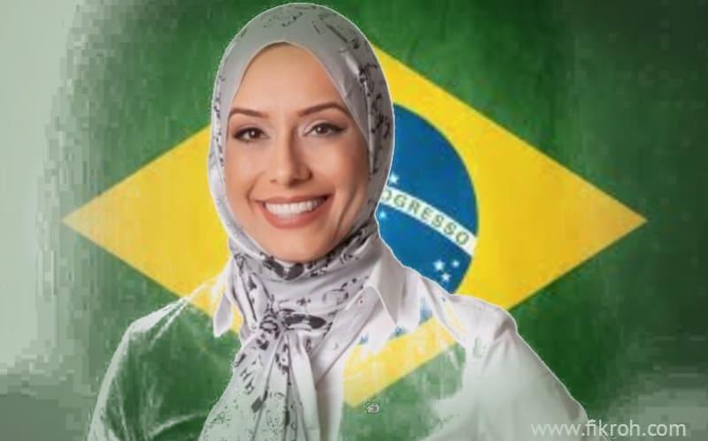 Pertama dalam Sejarah, Ini Muslimah Pertama Kandidat Pemilihan Dewan Kota Brasil