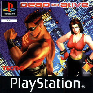 Dead Or Alive 1 Cover