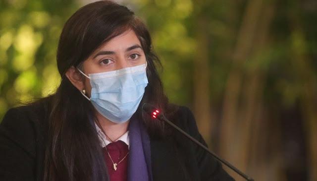 María Antonieta Alva, ministra de Economía y Finanzas