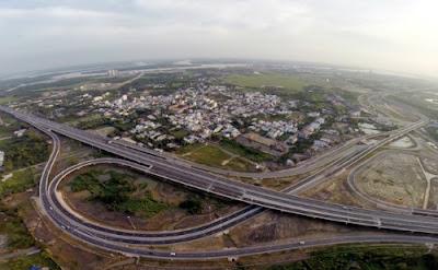 Quy hoạch hạ tầng khu Đông chính là cú hích cho bất động sản quận 9. Ảnh: H.P.