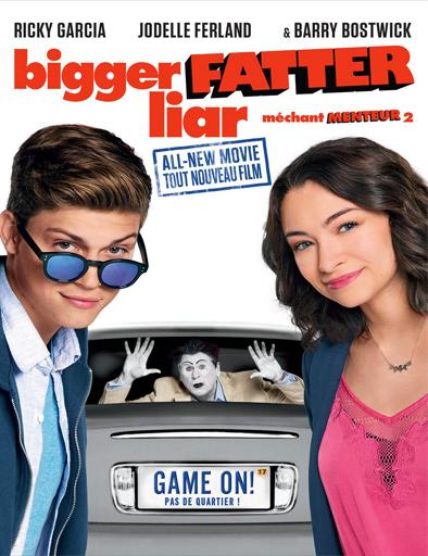 Ver Un gran mentiroso 2 (Big Fat Liar 2) (2017) Online
