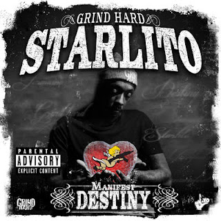Starlito - Manifest Destiny (2017) - Album Download, Itunes Cover, Official Cover, Album CD Cover Art, Tracklist