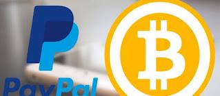 Paypal Layani Jual Beli Aset Crypto, Harga Bitcoin Naik