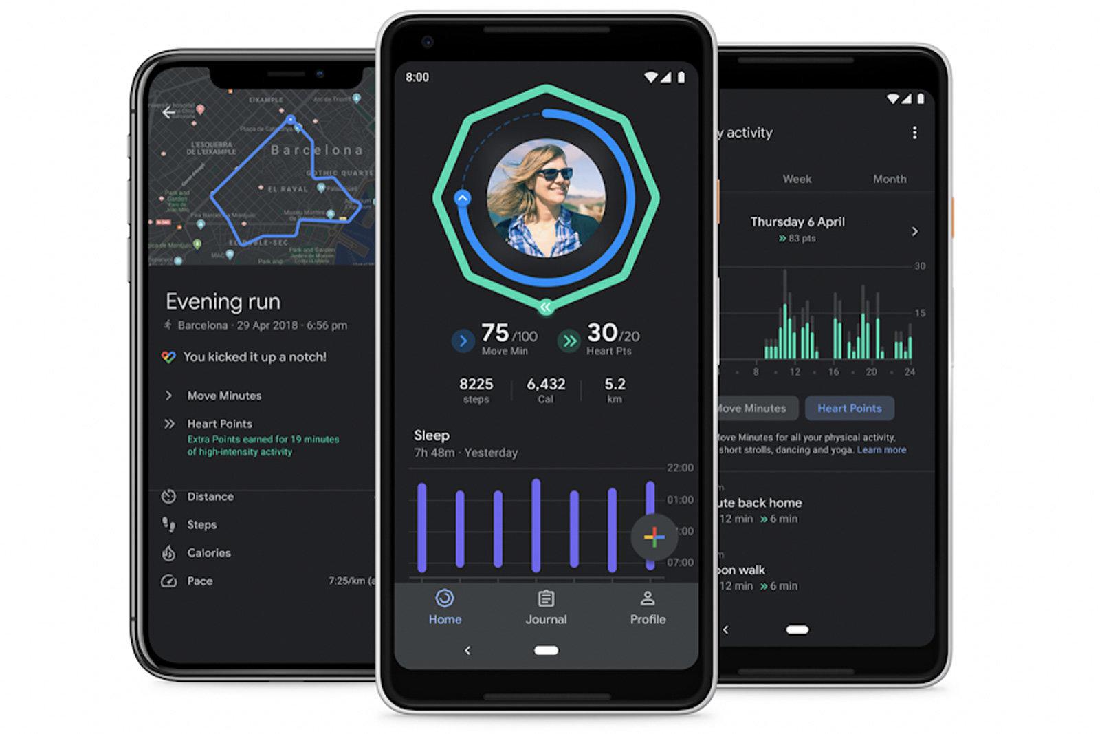 تطبيق Google Fit أصبح الآن يتتبع أنماط نومك