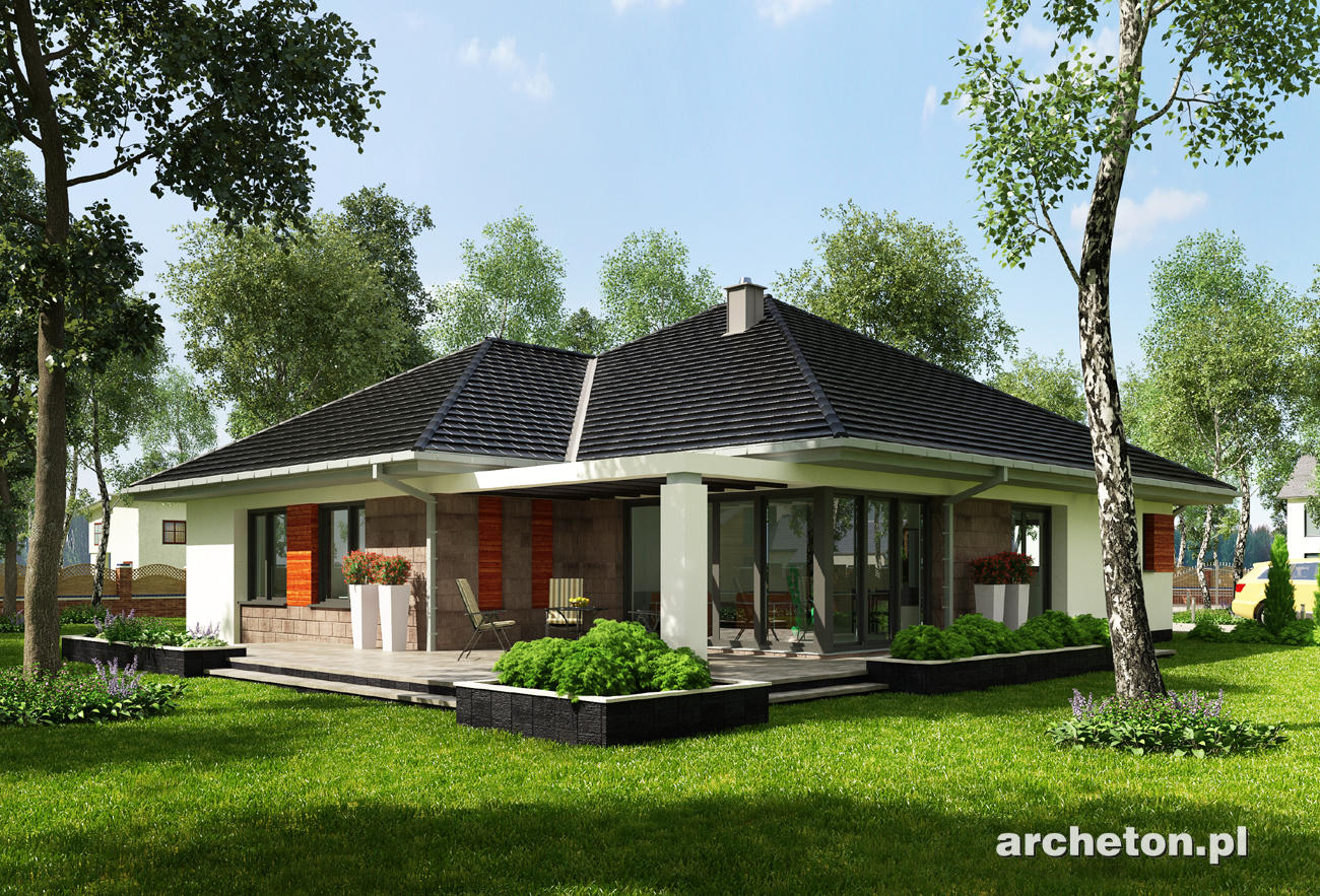 A bungalow house design may strike you like something traditional. But if you notice bungalow houses nowadays, these designs keep up with the trends and you will realize that with innovation on the shape and sizes, this house design also embraces modernity. We all know that a house does not have to be big to be beautiful. A small house or mid-sized houses can be beautiful and oftentimes, its beauty comes from the attention to the detail by the architect or the interior designer.   Let's late a look at the following mid-sized and modern bungalow house design below where you can take some ideas and inspiration. Floor plans are also perfect for all types of families. But as usual, these are just plans and you can always design your own floor plan base on the needs of your family!