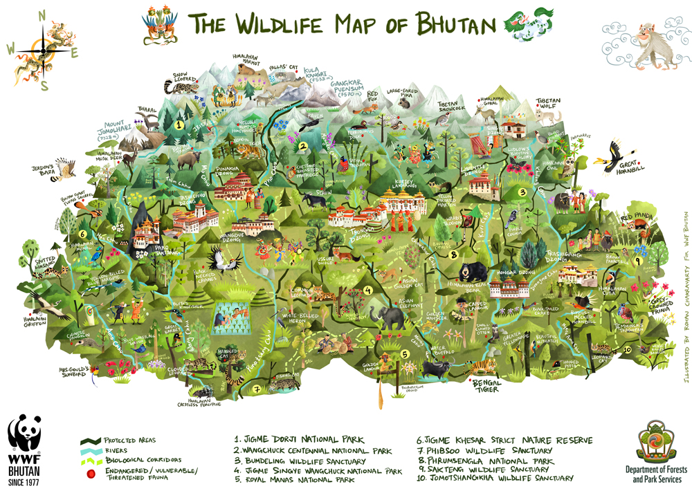 india geography map with The Wildlife Map Of Bhutan on 199157CC together with Muzaffarpur together with Maleisië additionally Delhi To Jaisalmer Route Map additionally The Wildlife Map Of Bhutan.