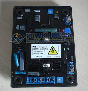 JUAL SPARE PART AVR STAMFORD SX 460
