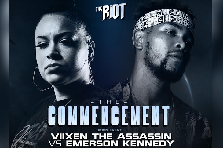 The Riot Network Presents: Viixen The Assassin vs Emerson Kennedy