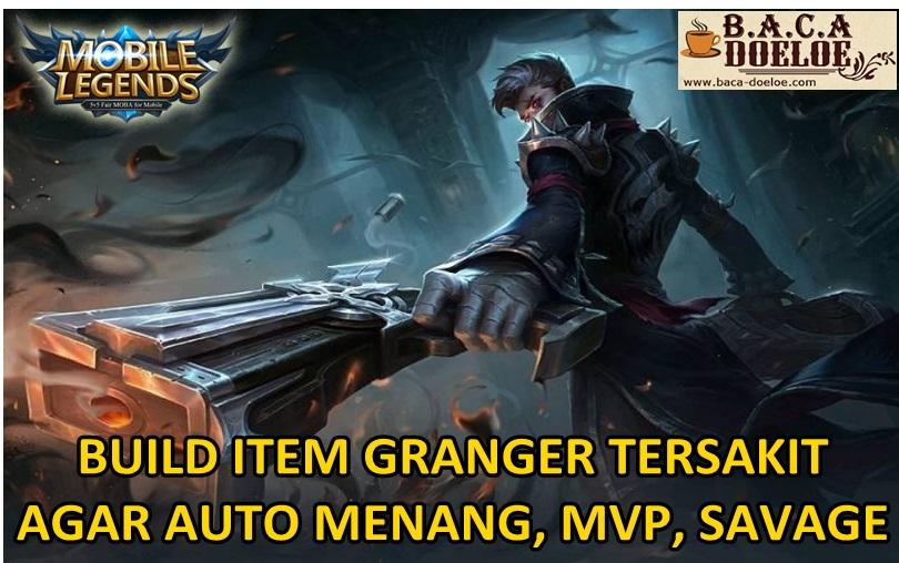 Informasi Detail dan Lengkap Mengenai Granger Hero Game Di