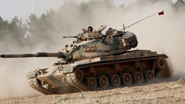 Επικίνδυνη εξέλιξη: 25 χιλιάδες Τούρκοι στρατιώτες έτοιμοι για νέα εισβολή στην Συρία