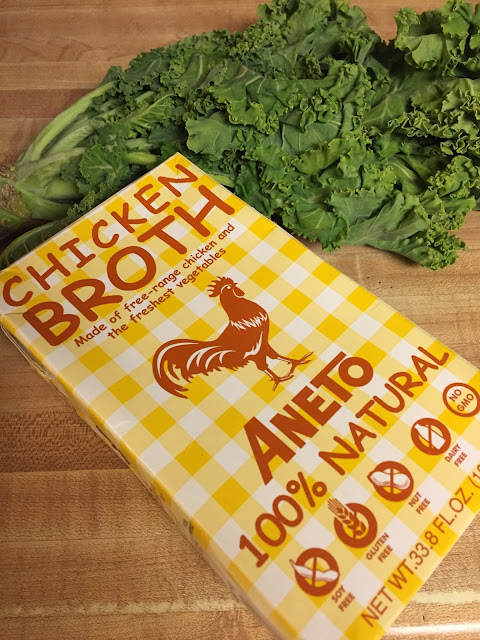 Aneto Natural Chicken Broth from my Degustabox