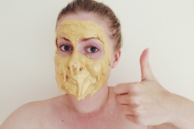 Casmara Gold Face Mask review, beauty bloggers
