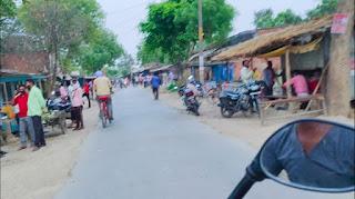 गोड़िला फाटक बाजार में उड़ रही सरेआम लाकडाउन की धज्जियां, पुलिस प्रशासन मौन | #NayaSaberaNetwork