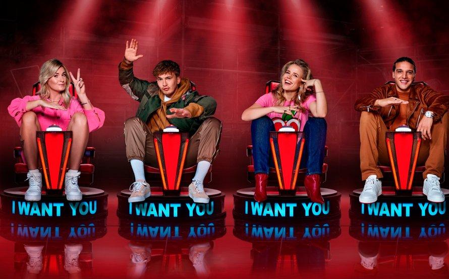 De Finale Van    The Voice Kids 2021 Holland