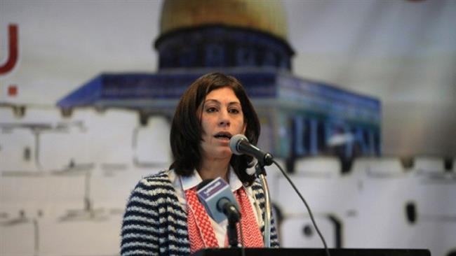 Palestinian legislator Khalida Jarrar gets six months in Israel jail without trial