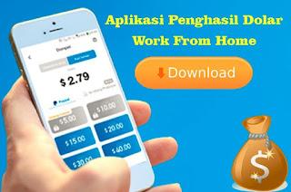 Aplikasi Penghasil Uang Dolar