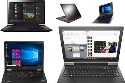 Daftar Laptop Lenovo Gaming Terbaik yang Siap Dipinang