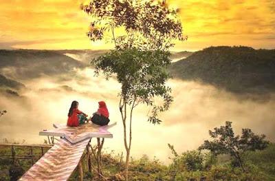 Tebing Watu Mabur, Rute, Wahana, Harga Tiket Terbaru 2020
