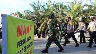 AKBP Deni Kurniawan Sambut Kunjungan Kapolda Sumut Pantau Operasi Ketupat
