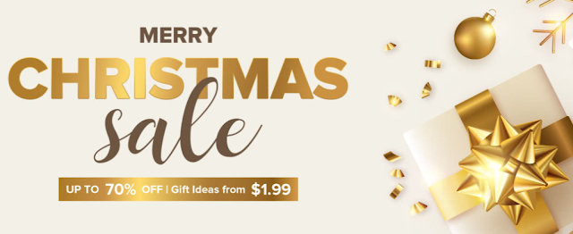 Merry Christmas Sale - Up to 70% Off - Gift ideas from $1.99 - RJO Ventures, Inc. ShopTech.xyz