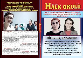 HALK OKULU DERGİSİ