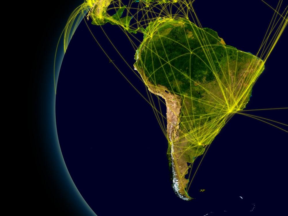 Los Países Latinoamericanos Con La Mejor Velocidad De Internet Móvil
