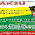 Add more value to your Career …AKSU Postgraduate Admission closes in 9 days.