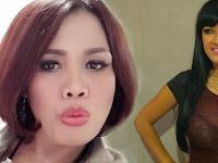 Ziarah ke Makam Julia Perez, Insiden Bunga Bergerak dalam Video Ely Sugigi Bikin Netizen Merinding