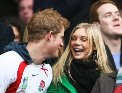 Prince Harry And Ex Chelsy Davy 'Had Tearful Final Phone Call Before Royal Wedding'