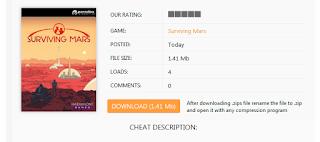 تحميل لعبة Surviving Mars  مهكرة اخر اصدار للاندرويد