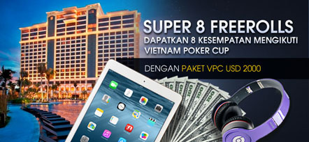 M88 Turnament Vietnam Poker Cup
