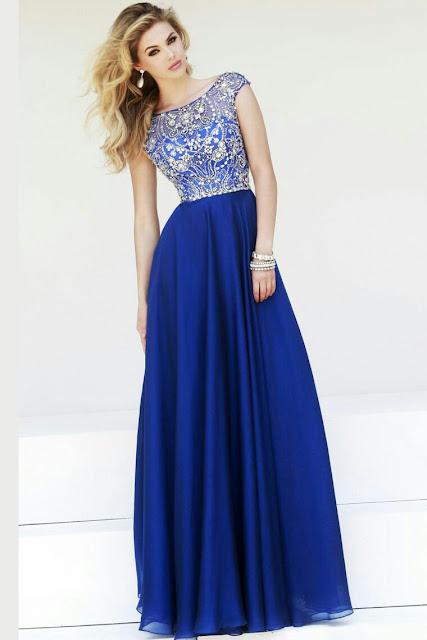 Prom boutique royal blue