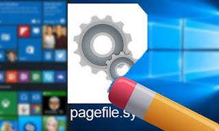 cancella automaticamente pagefile