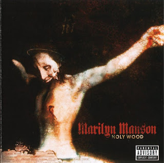 Portada Marilyn Manson Holy Wood