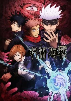 Descargar Jujutsu Kaisen (TV) (4/??) HD Sub Español Por Mega.