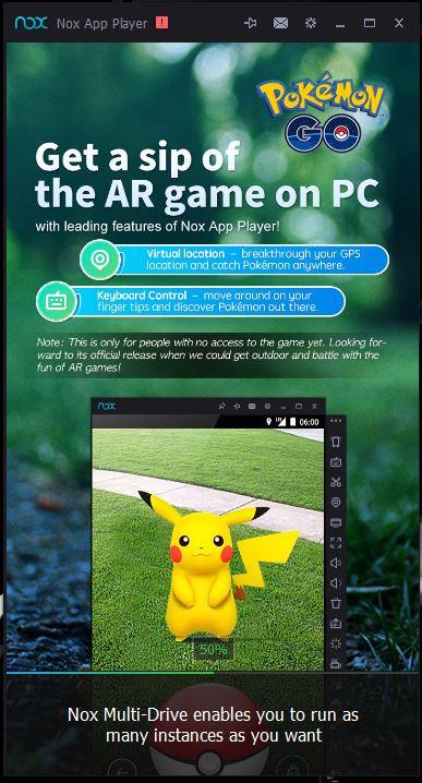 Mudahnya Bermain dan Mencari Pokemon di Seluruh Dunia Dengan Hanya Bermodalkan Sebuah Laptop | Pokemon-Go