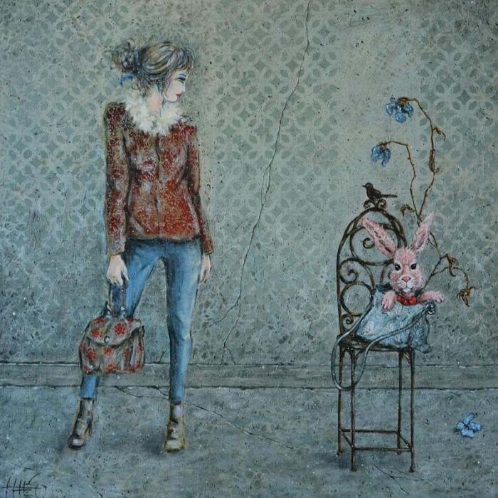 Голландский иллюстратор и художник.