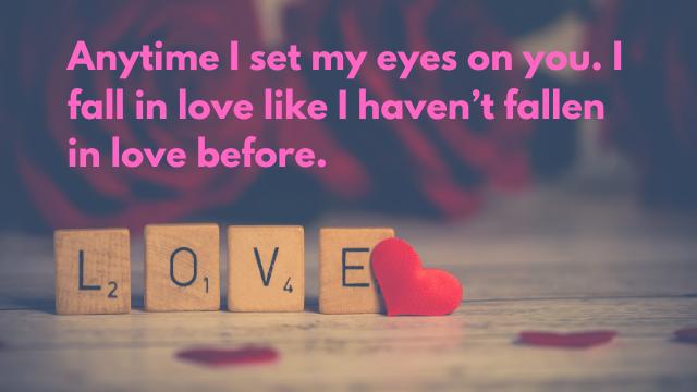 Love Status in English For Boyfriend - English Status For Love