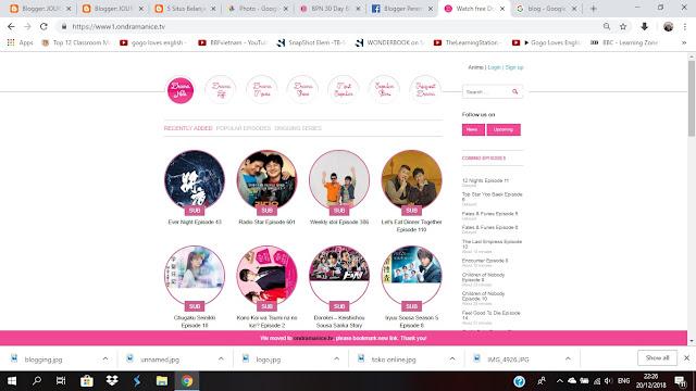 situs streaming drama korea